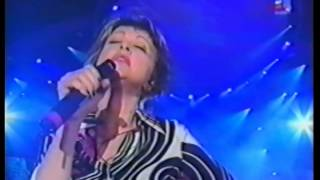 Cyndi Lauper - Fearless (Live in Romania 2001 Acapella)