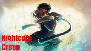 Nightcore- Creep (Radiohead cover) KSHMR