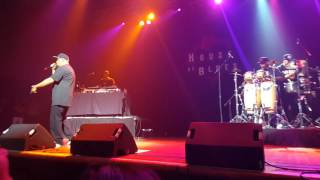 Cypress Hill - Latin Thug - Houston 4/24/16