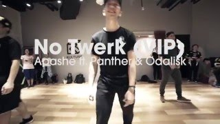 No Twerk VIP - Apashe ft Panther x Odalisk / Lester Fisherman Choreography
