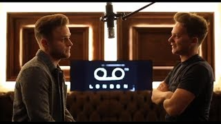 Conor Maynard vs. Olly Murs - 2U (Mashup/Sing off)(Lyrics/Lyric Video)