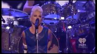 P!nk - Try (Live iHeartRadio Festival 2012)