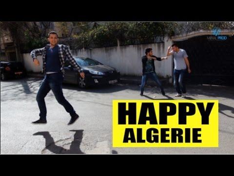 Pharrell williams- Happy from Algeria -DZjoker-Anes tina-MGDZ