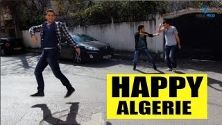 Pharrell williams- Happy from Algeria -DZjoker-Anes tina-MGDZ