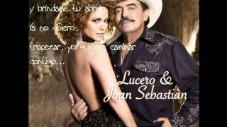 Lucero y Joan Sebastian  - Caminar contigo