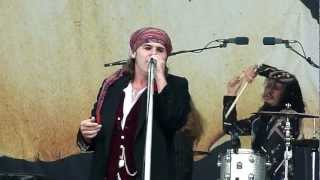 The Quireboys - There She Goes Again (Live - Download Festival, Donington, UK, June 2012)