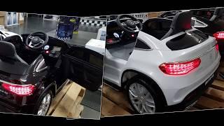 elektrische kinderauto mercedes gle63 amg 12v 2.4g kinderauto winkel