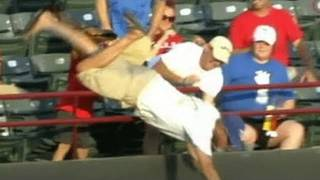 Josh Hamilton 'Distraught'; Texas Rangers Baseball Fan Dies, 2011