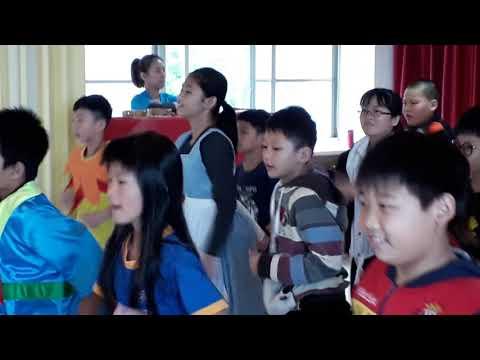 1080308 文光英語村成果發表會舞蹈表演 - YouTube