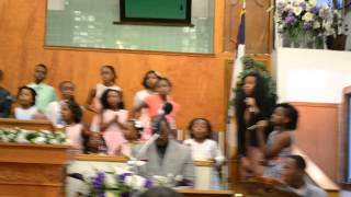 Easter Sunday 2014 Youth Choir 2