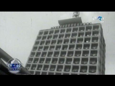Povestea turnului Televiziunii Române