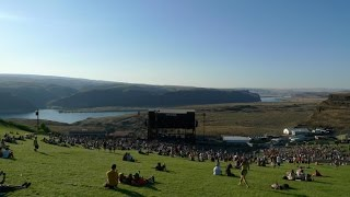 Dave Matthews Band Labor Day Weekend @ The Gorge 2016