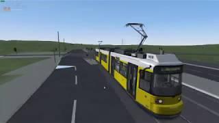 LOTUS-Simulator: Projekt Kassel und Umgebung - Testfahrt