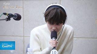 정승환 '그 겨울' 라이브 LIVE / 161216[이홍기의 키스 더 라디오]