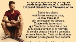 Keen'v - Viens je t'emmène ( video Lyrics )