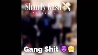 Shaudy Kash - Gang Shit