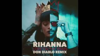 Rihanna - Love On The Brain (Don Diablo Remix) [Julian Dremor Edit]