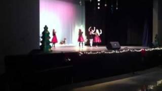 DMSD 2011 Xmas recital - somewhere in my memory