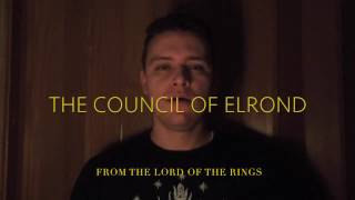 One-Man Movie Scene - The Lord of the Rings (The Council of Elrond)