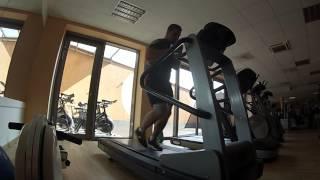 Утренняя тренировка ( кардио, бег, ОФП )
