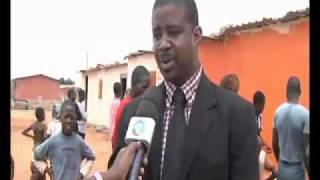 """TV Record - Build Angola  """"Entrevista com a Miss Angola"""""""