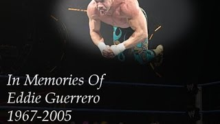Tribute to Eddie Guerrero- 10 years without you !