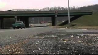 Major Construction Set for I-75 Rocky Face Exit