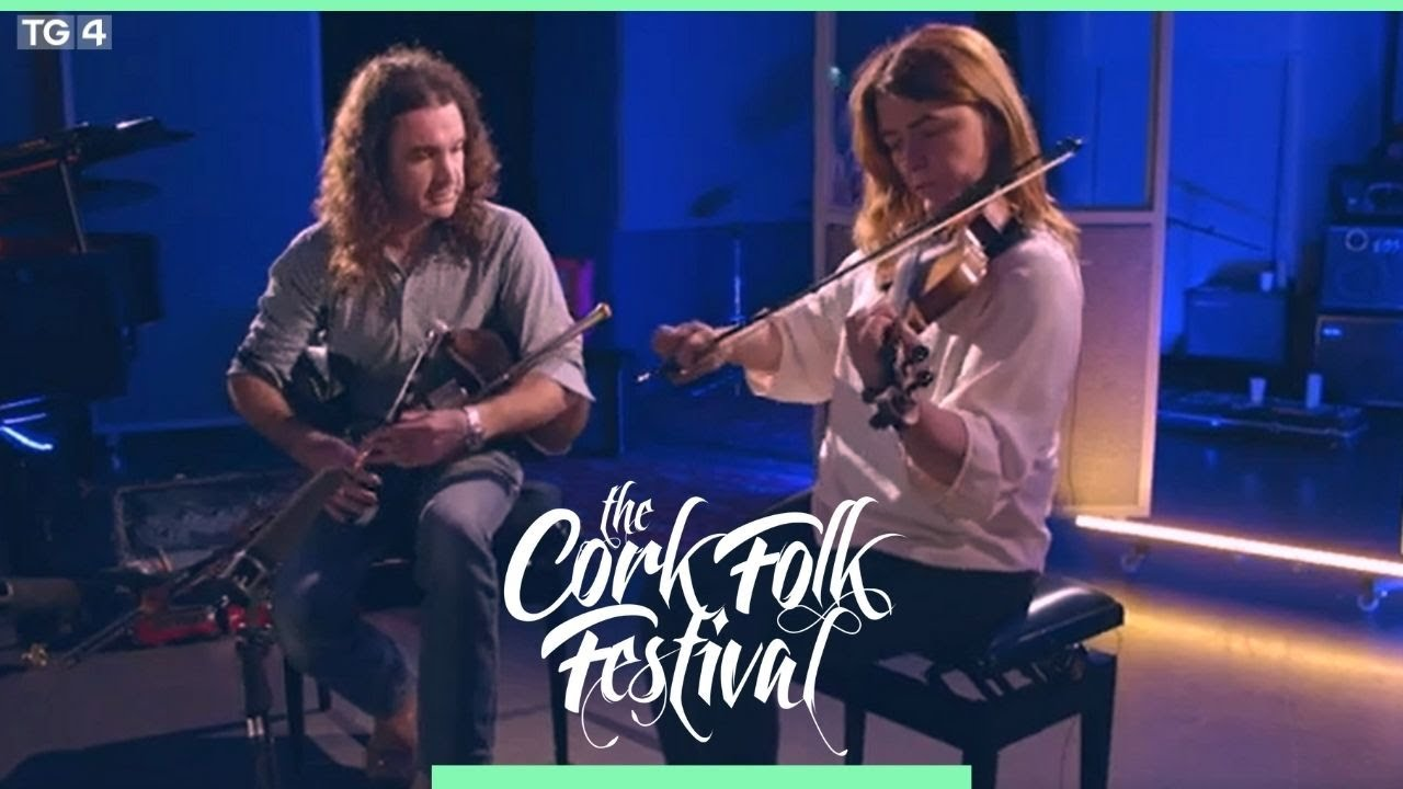 Siobhán Peoples & Blackie O'Connell – Cork Folk Festival