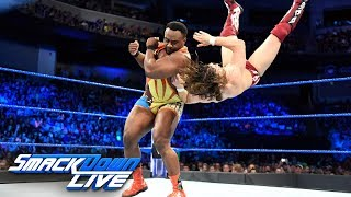 Daniel Bryan vs. Big E - Gauntlet Match - Part 1: SmackDown LIVE, June 19, 2018