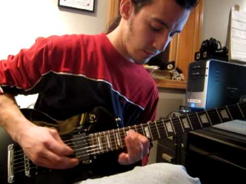 Joey Polidori's Berklee Audition Song (Original Music)