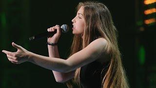 "The Voice of Poland VI - Michalina Stokowy - ""Where is the Love"" - Przesłuchania w ciemno"