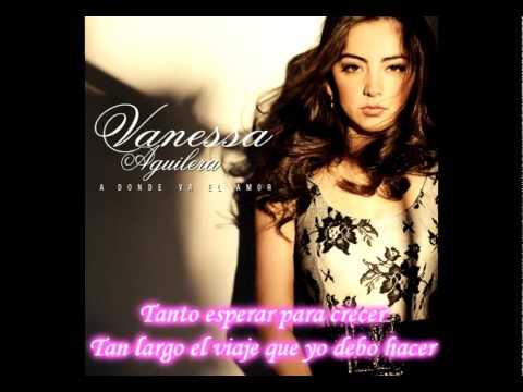 A Donde Va El Amor de Vanessa Aguilera Letra y Video