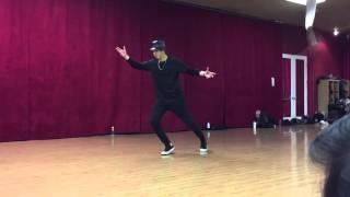 "Anthony Lee's Choreography ""Rascal Elhae's Joint"""