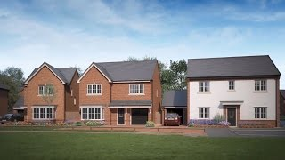 CGI Development Tour Eaton Meadow, Congleton, North West