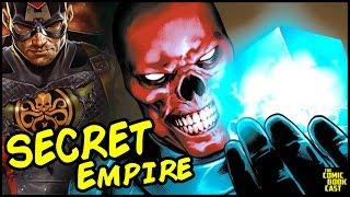 Marvel Secret Empire Twist Changes The Entire Marvel Universe