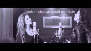 Shania Twain and Paula Fernandes - You're Still The One (duet) Lyrics