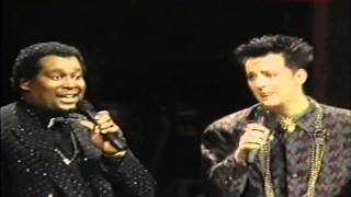 Luther Vandross, Boy George - What Becomes Of The Broken-Hearted (LIVE) HD