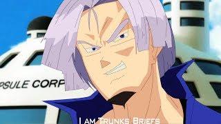 I am Trunks Briefs - OFFICIAL MUSIC VIDEO (Dbz Parody)