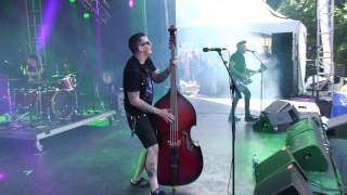 HEAVY MONTREAL 2015 - THE BRAINS live - 8/08/2015