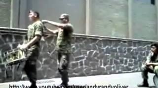 Soldados Bailando Chuchu Gua