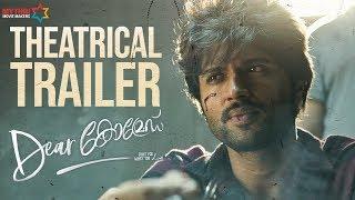 Dear Comrade Malayalam Theatrical Trailer | Vijay Deverakonda | Rashmika Mandanna | Bharat Kamma