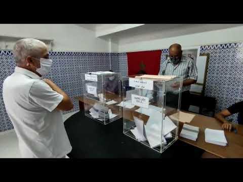 Video : Elections 2021 : Ambiance de vote à Casablanca