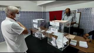 Elections 2021 : Ambiance de vote à Casablanca