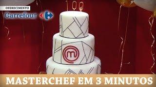 MASTERCHEF BRASIL EM 3 MINUTOS   EP 19   TEMP 04
