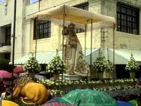 Virgen de Mercedes 24 de septiembre León Nicaragua