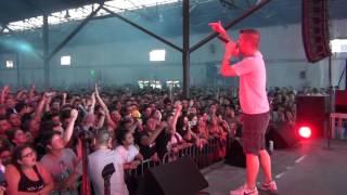 Τζαμάλ - Όπλο στο κρεβάτι live @ Ruck N Roll Festival '16 9/7/2016