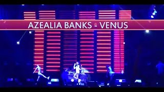 Azealia Banks - Venus - LIVE 2014 Pohoda festival