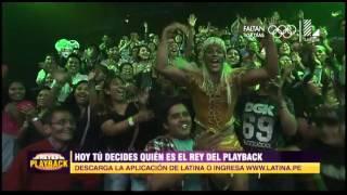 """Bruno Rocha hizo de 'Xuxa' y cantó """"Ilarie"""""""