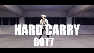 "GOT7(갓세븐) ""하드캐리"" M/V _ Lisa Rhee Dance Cover"