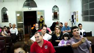 Coral de mulheres Igreja metodista